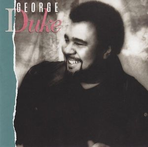 George Duke George Duke album cover