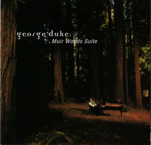 George Duke Muir Woods Suite album cover