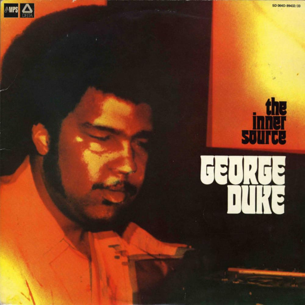 George Duke - The Inner Source (Aka: Solus) CD (album) cover