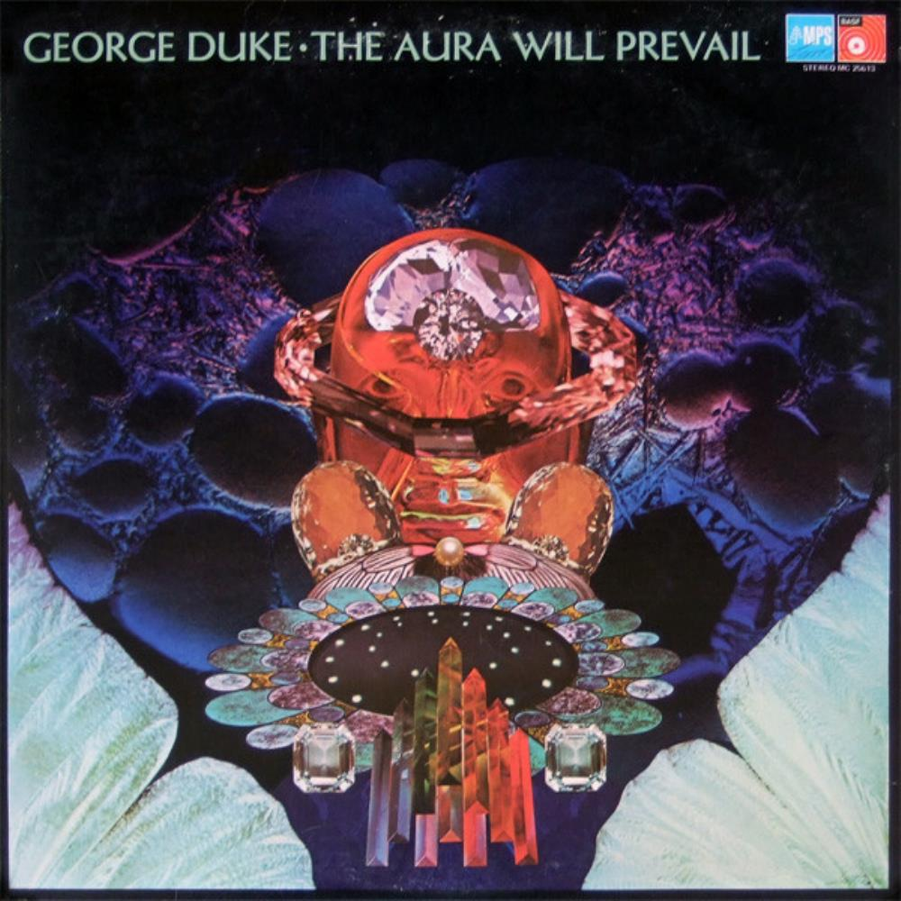 The Aura Will Prevail by DUKE,GEORGE album cover