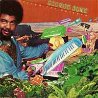 George Duke - Follow The Rainbow CD (album) cover