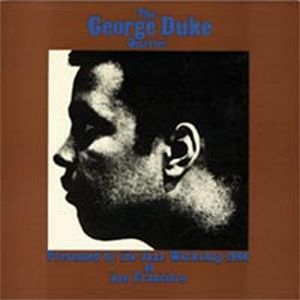 George Duke The George Duke Quartet Presented By The Jazz Workshop 1966 Of San Francisco album cover