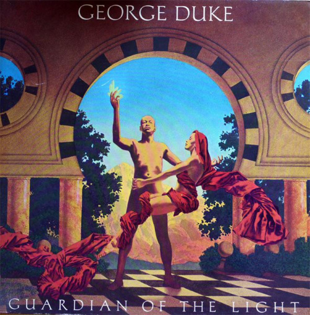 George Duke Guardian Of The Light album cover