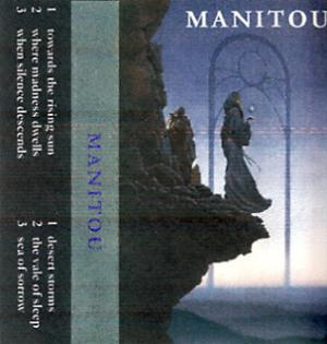 Manitou (NOR) Desert Storms album cover