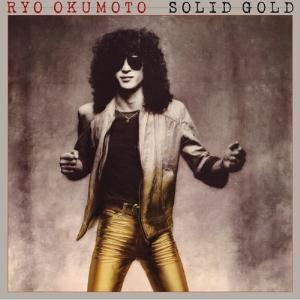 Ryo Okumoto Solid Gold album cover