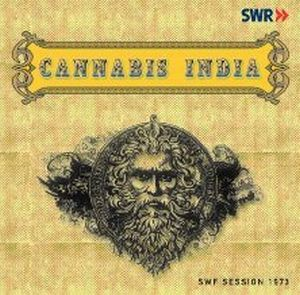 Cannabis India SWF Session 1973 album cover