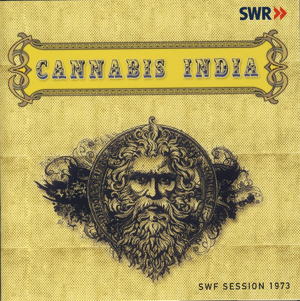 Cannabis India - SWF Session 1973 CD (album) cover
