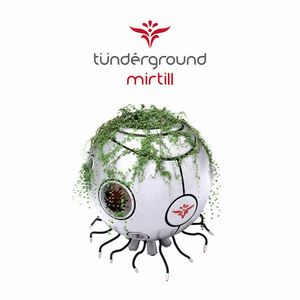 Tunderground - Mirtill CD (album) cover
