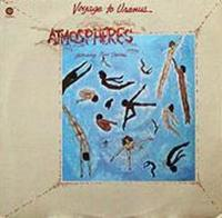 Voyage To Uranus  by ATMOSPHERES album cover
