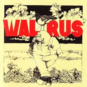 Walrus - Walrus CD (album) cover