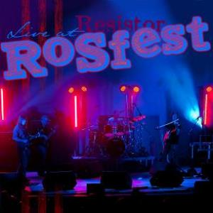 Resistor Live At RoSfest album cover