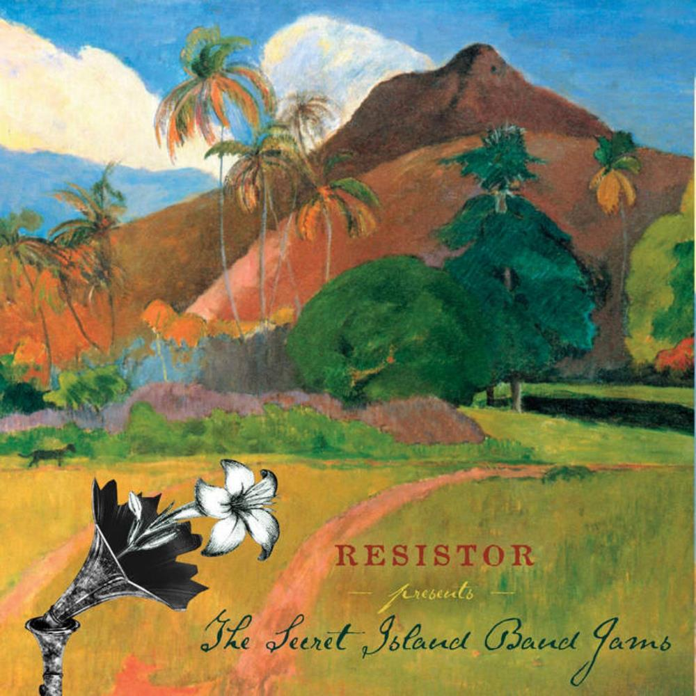 Resistor - The Secret Island Band Jams CD (album) cover