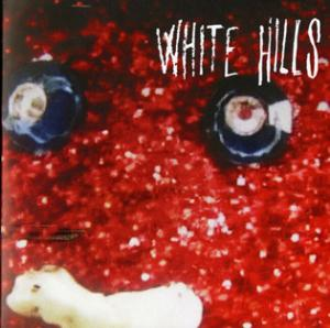 White Hills - Measured Energy CD (album) cover