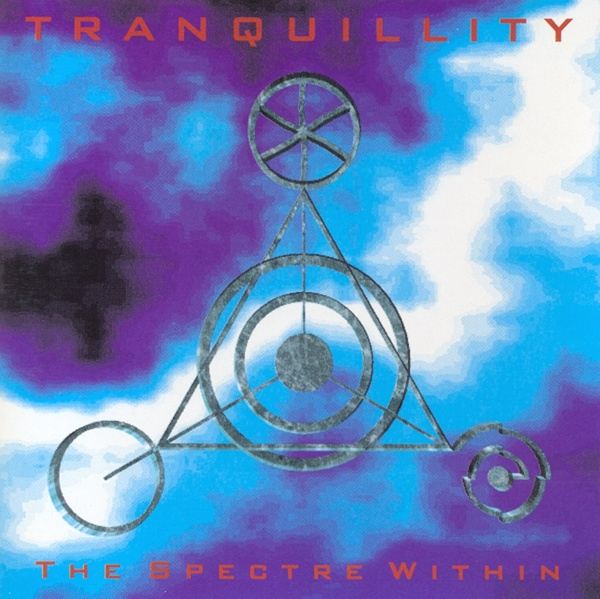 Tranquillity - The Spectre Within CD (album) cover