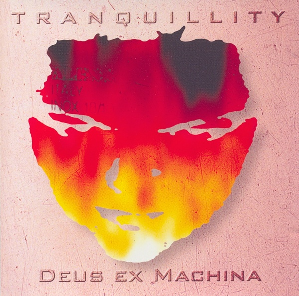 Tranquillity - Deus Ex Machina CD (album) cover