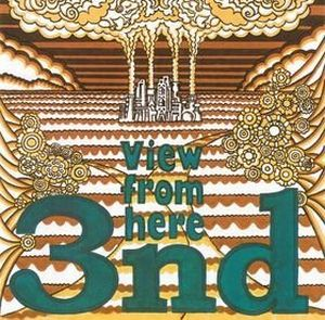 3nd - View From Here CD (album) cover