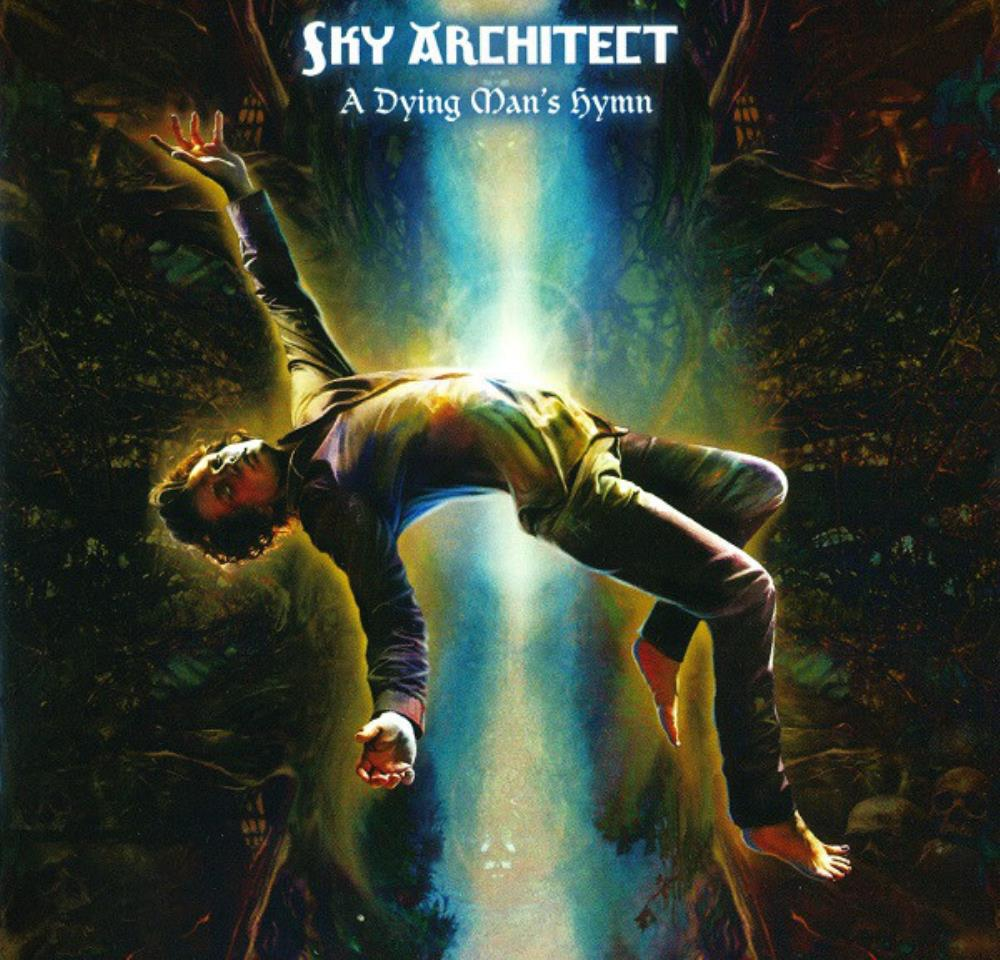 Sky Architect - A Dying Man's Hymn CD (album) cover