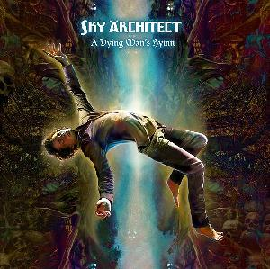 Sky Architect A Dying Man's Hymn album cover