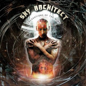 Sky Architect - Excavations of the Mind CD (album) cover