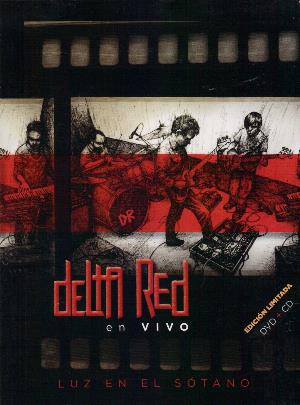 En Vivo: Luz En El Sotano by DELTA RED album cover
