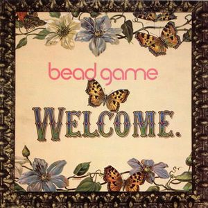 Bead Game - Welcome CD (album) cover