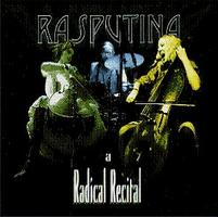 A Radical Recital by RASPUTINA album cover