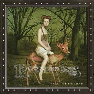 The Lost & Found by RASPUTINA album cover