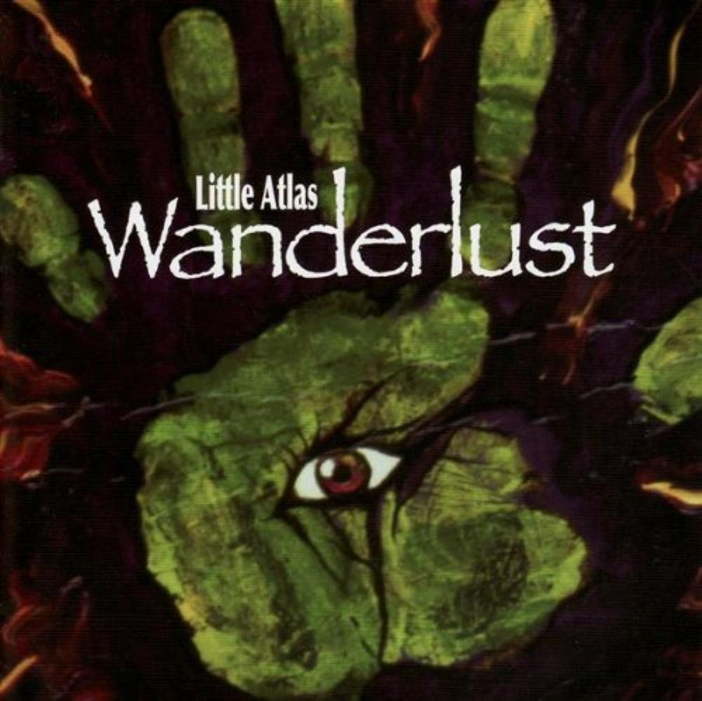Little Atlas - Wanderlust CD (album) cover