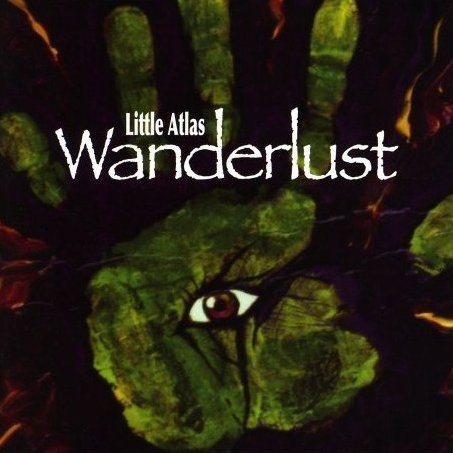 Wanderlust by LITTLE ATLAS album cover
