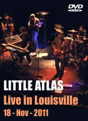 Little Atlas Live in Louisville album cover