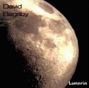 David Bagsby Lunaria album cover