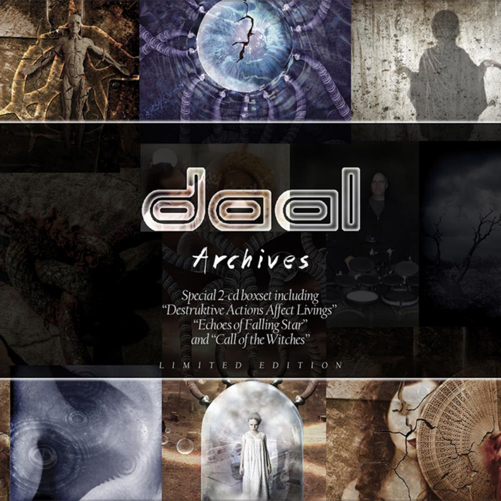 Archives by DAAL album cover
