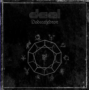 Daal - Dodecahedron CD (album) cover