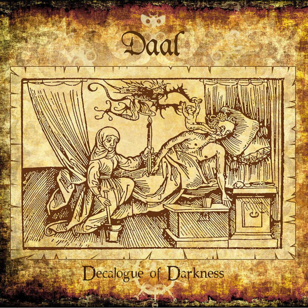 Daal Decalogue Of Darkness album cover