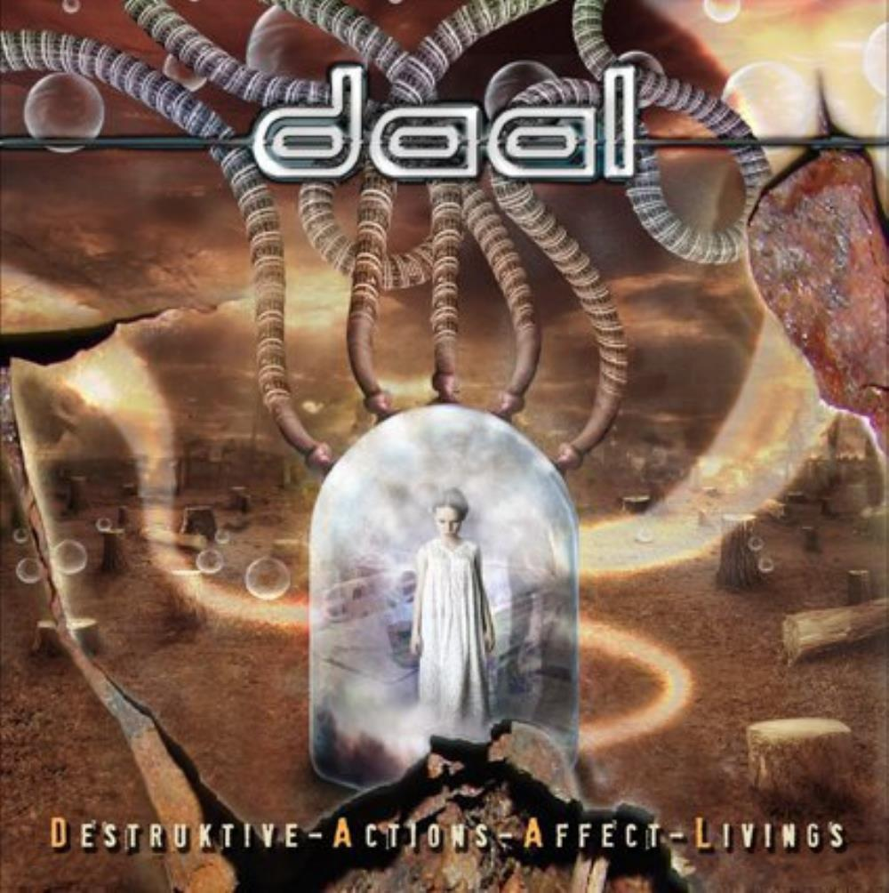 Destruktive Actions Affect Livings by DAAL album cover