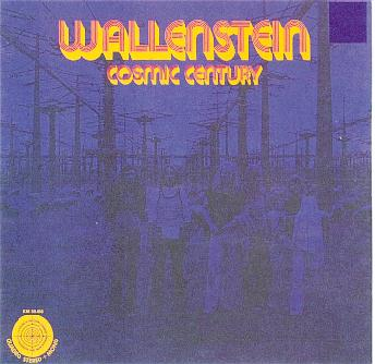 Cosmic Century by WALLENSTEIN album cover