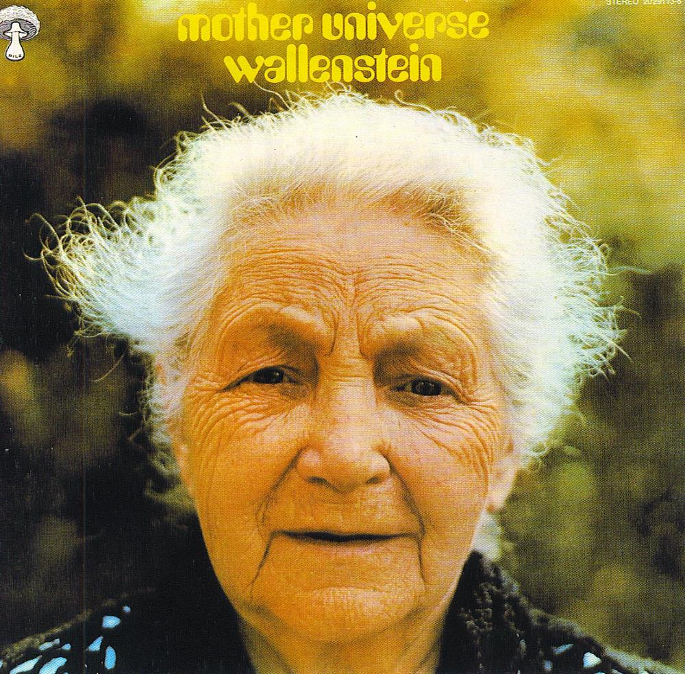 Mother Universe by WALLENSTEIN album cover