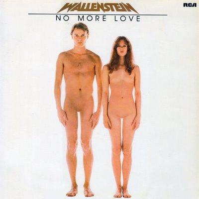 No More Love by WALLENSTEIN album cover