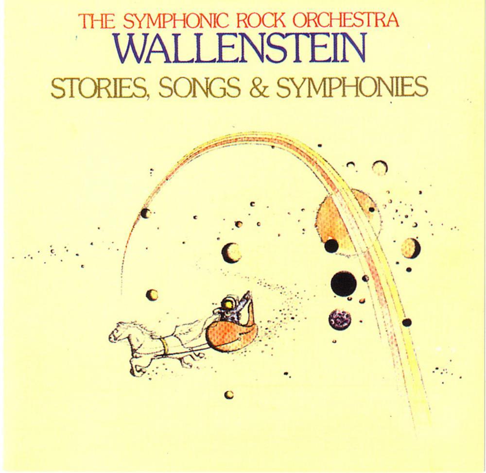 Stories, Songs & Symphonies by WALLENSTEIN album cover