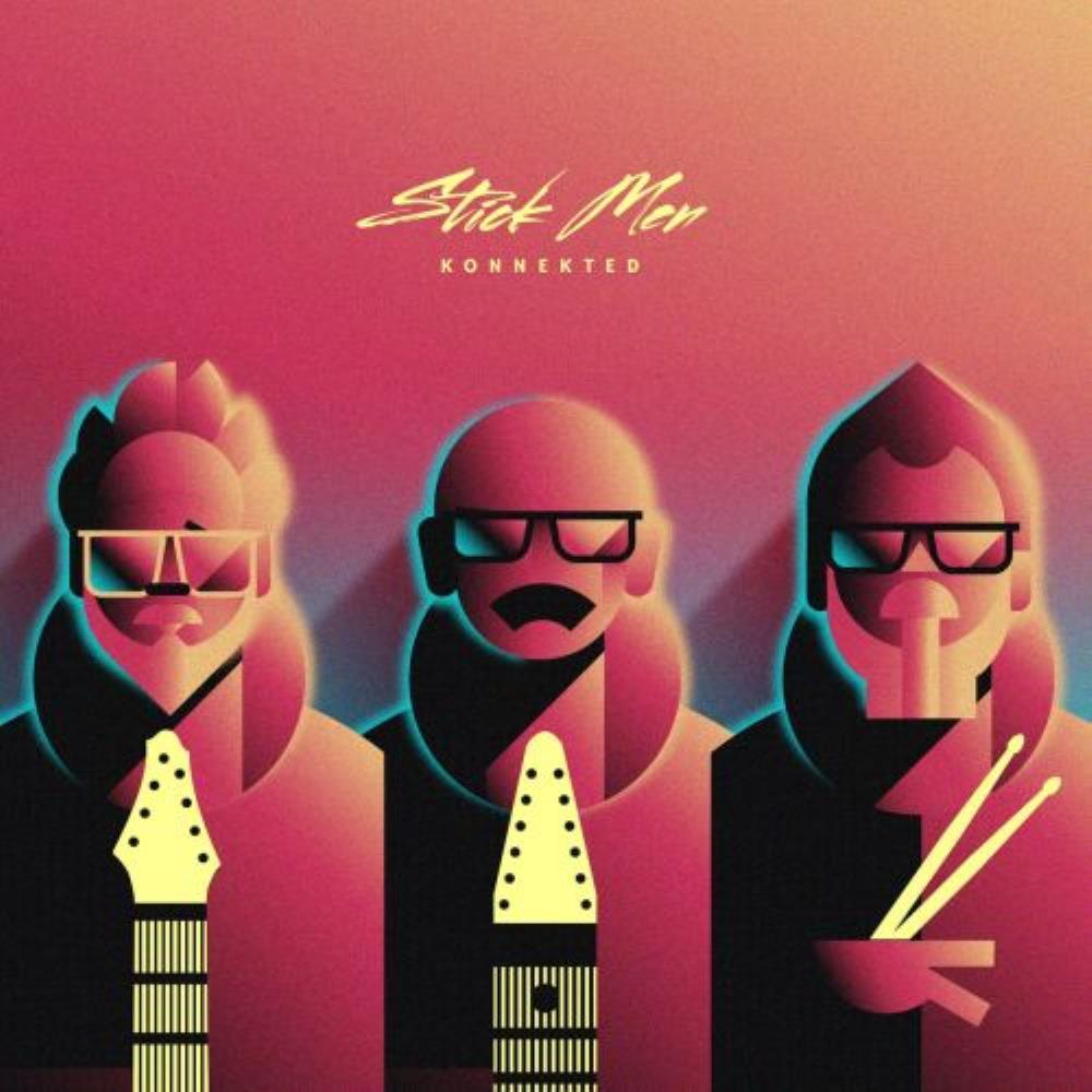 Konnekted by STICK MEN album cover