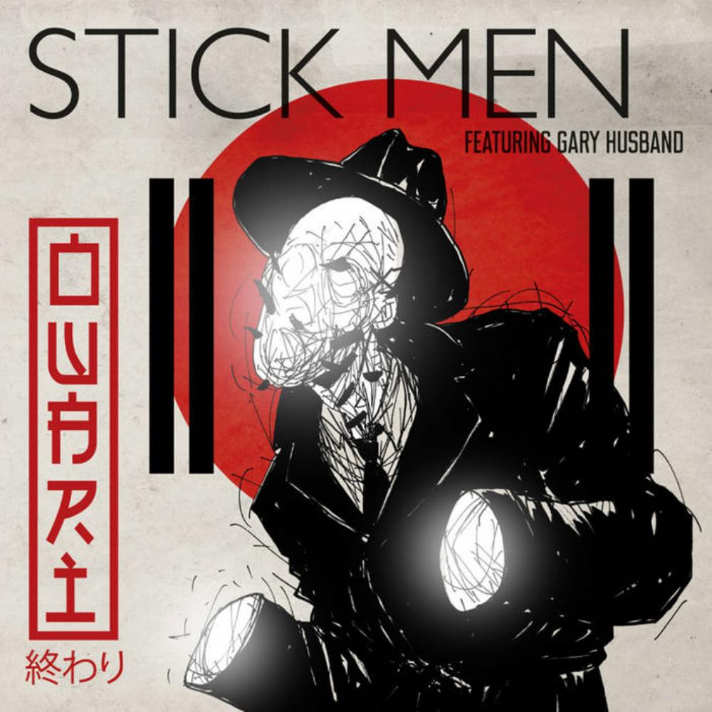 Owari (with Gary Husband) by STICK MEN album cover