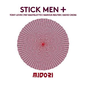 Midori (with David Cross) by STICK MEN album cover