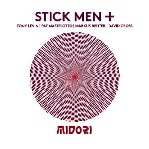Midori (with David Cross) by STICK MEN album cover