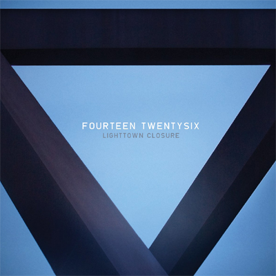 Fourteen Twentysix - Lighttown Closure CD (album) cover