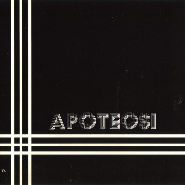 Apoteosi - Apoteosi CD (album) cover