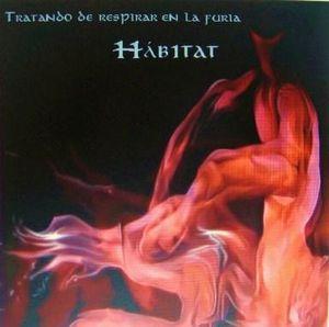 Tratando De Respirar En La Furia by HABITAT album cover
