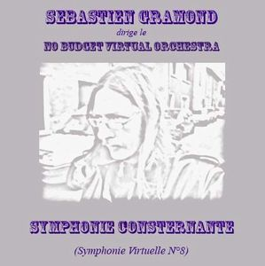 S�bastien Gramond - Symphonie Consternate CD (album) cover