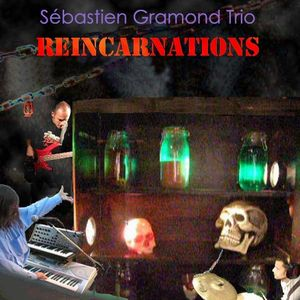 S�bastien Gramond Reincarnations album cover