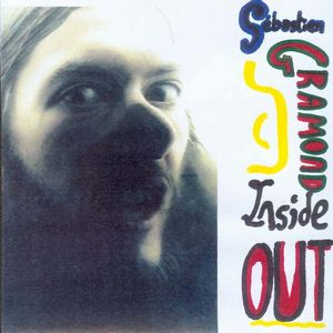 Sébastien Gramond Inside Out album cover