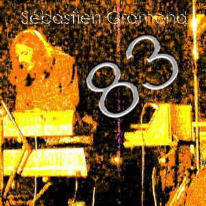 83 by GRAMOND, SÉBASTIEN album cover